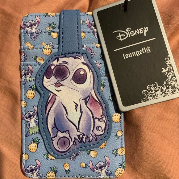 271c270e1 Loungefly Bags   Lilo And Stitch Id Wallet   Poshmark